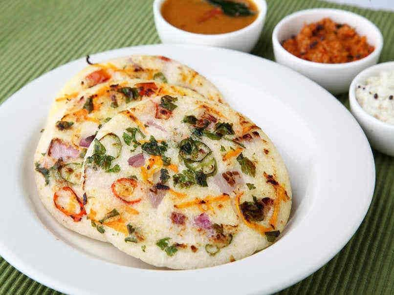 Bajra Onion Uttapam: Desi Food for Weight Loss | Pride of ...