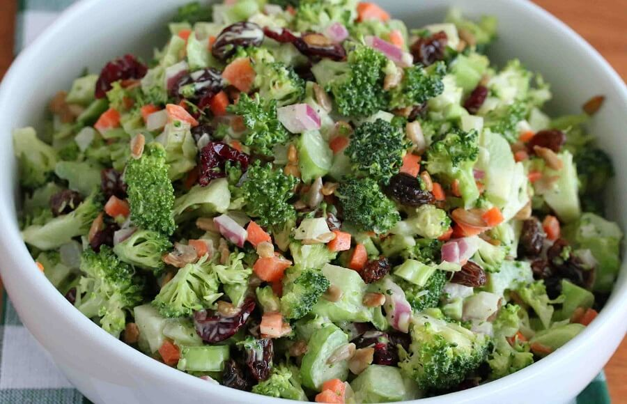 20-Minute Easy Salad Recipe: Healthy Foods